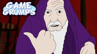 Game Grumps Animated - Ren Faire Wizards - by Willoughby