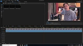 How I edit videos using Cyberlink PowerDirector 16