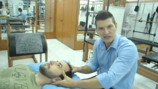 Tratamento da Dor Cervical / Cervicalgia (McKenzie) Clínica de Fisioterapia Dr. Robson Sitta