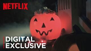 Netflix Halloween Doorbell | Netflix