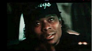 Eazy-E's Real Reaction When He Saw The Chronic Billboard In Straight Outta Compton Movie