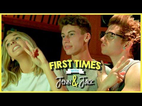 JENNXPENN & THATSOJACK SING W/ RICKY DILLON | FIRST TIMES EP. 3