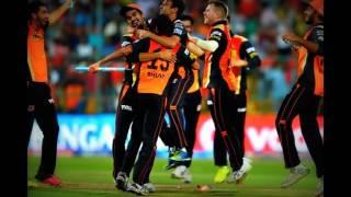 IPL 2016 Final : SRH winning celebration moment 2016 #images