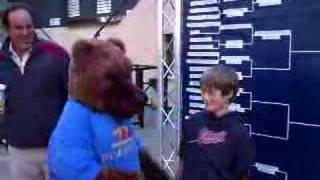 Bear at Bank of the West Classic