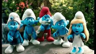 Smurfs 2011 Official Trailer (HD)
