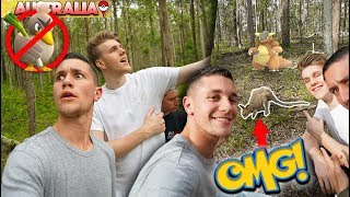 WE FOUND A KANGASKHAN IN REAL LIFE! + FARFETCH