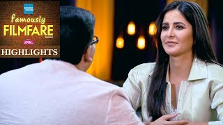 Katrina Kaif Interview   Katrina Kaif talks about love and friendship   Famously Filmfare S2