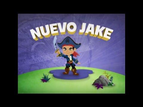 Jake y los Piratas del pais de nunca jamas Nueva Temporada
