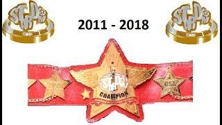 Stardom Current Champions
