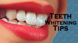Teeth Whitening Home Remedies - Easy Tips For Teeth Whitening At Home - Beauty Pageant #13