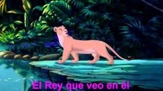 el Rey león - Es la noche del amor (subtítulos español)