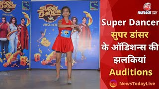 Super Dancer - सूपर डाँसर Sony TV Show Auditions Chandigarh
