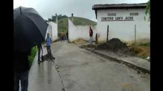 Despedida do Guerreiro Paulo Washington. Gandu-Ba 03/10/2012