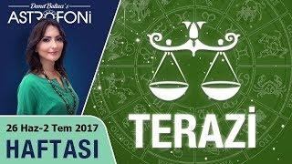 Terazi Burcu Haftalık Astroloji Burç Yorumu 26 Haziran-2 Temmuz 2017