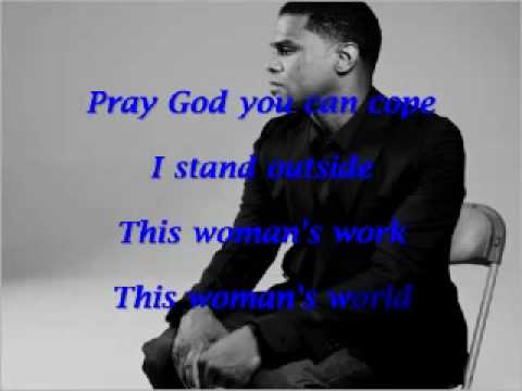 This Woman s Work by Maxwell with lyrics