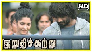 Irudhi Suttru Latest Tamil Movie | Ritika Singh Scenes | Vol 2 | R Madhavan | Nasser | Radha Ravi