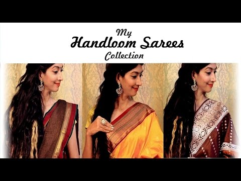 Xxx Mp4 My Handloom Sarees Collection Indian Youtuber 3gp Sex