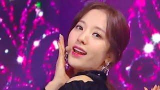 WJSN - La La Love [SBS Inkigayo Ep 989]