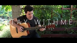 Stay With Me - Sam Smith (fingerstyle guitar cover by Peter Gergely)