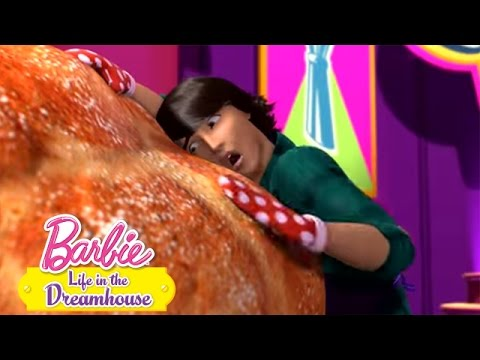 Team vs Toetjes | Life in the Dreamhouse | Barbie