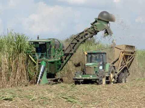 John Deere 3510 Sugarcane Harvester