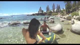 GoPro HERO3 - Lake Tahoe & Dana Hamm