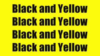 Black And Yellow Lyrics Wiz Khalifa