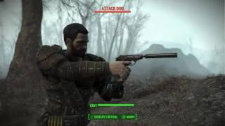 Fallout 4 even more glitch
