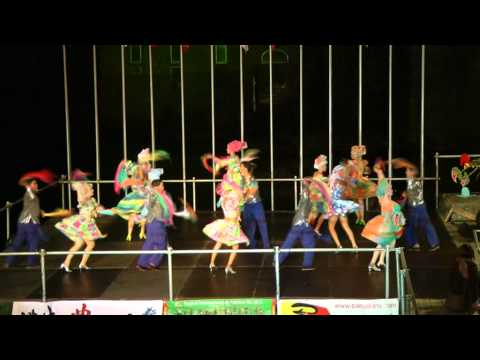 Venezuelan folk dance Calipso