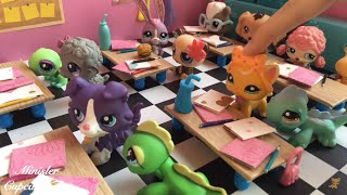 Minişler Sınıfta 📚 ~ 1. Bölüm ~ Minişler Cupcake Tv    Miniş Videoları    Littlest Pet Shop