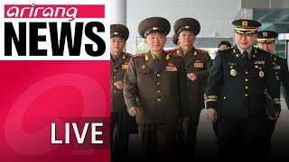 [LIVE/NEWSCENTER] Two Koreas agree to restore military communication lines - 2018.06.25