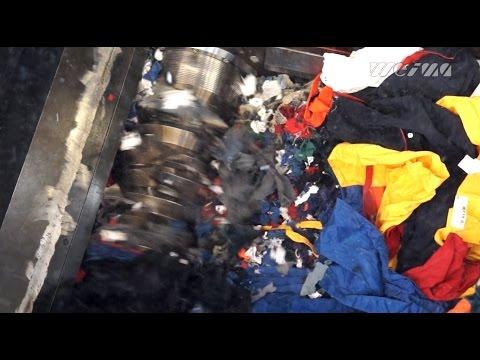 Xxx Mp4 WEIMA WLK 1000 Shreds Textiles For Recycling 3gp Sex
