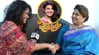 Priyanka Chopra's Mom Madhu Chopra Talks About Ventilator, Marathi Movies & Daughter Priyanka!
