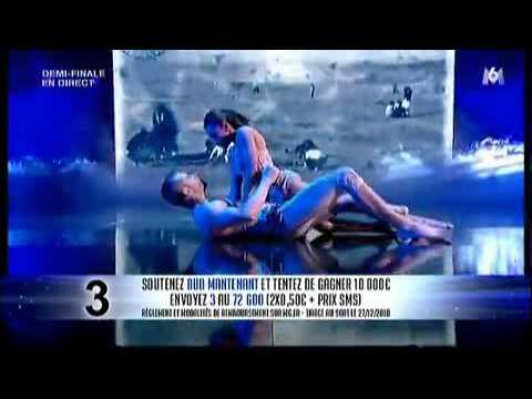 Incroyable Talent 2010 - Duo Maintenant (Demi-Finale)