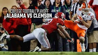 Alabama vs Clemson, Part 3: Breaking down the CFP committee