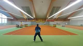 144 ROSENHOF darek CUP. Gran Tour Final/Cz.BODZIONY vs M.SZMIGIEL 6/3 3/6 10/5