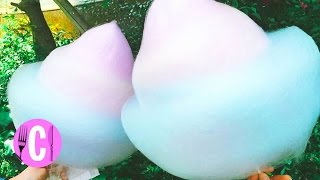 Unicorn Cotton Now Candy Exists | Cosmopolitan