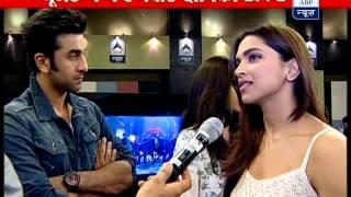 Must Watch: 'Yeh Jawaani Hai Deewani' stars at ABP Newsroom
