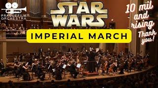 Prague Film Orchestra: Star Wars - Imperial March (LIVE - 29.11.2010)
