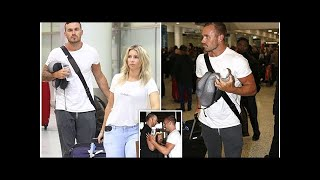 Eden Dally arrives back in Sydney after failing to win Love Island