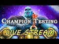 Download Video Download The Champion Testing | Marvel Contest of Champions Live Stream 3GP MP4 FLV