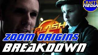 Zoom's Origins as Hunter Zolomon Revealed! The Flash Season 2 Episode 18 Promo Trailer Breakdown!