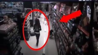 5 Personnes aux SUPER POUVOIRS filmés à la CAMERA (Vidéos)