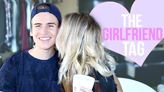 THE GIRLFRIEND TAG!