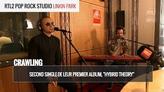 LINKIN PARK - Crawling RTL2 Pop Rock Studio