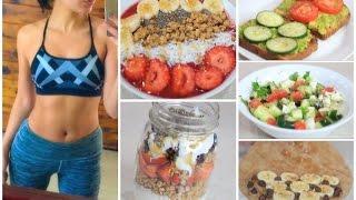 7 Healthy Breakfast Ideas For The Entire Week