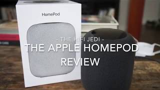 NEW - Apple HomePod Smart Wireless Speaker Hands-On Test & Review - The HiFi Jedi