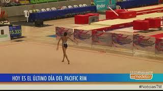 Pacific Rim albergó 250 deportistas de alto nivel en Medellín [Noticias] - Telemedellín