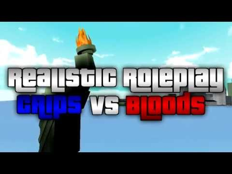 Bloods Vs Crips | Realistic RP Event | 9/20/15