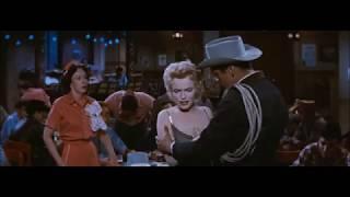 Marilyn Monroe Amazing Scene from